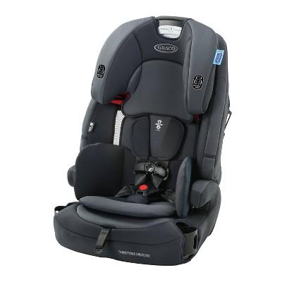Graco Tranzitions SnugLock 3-in-1 Harness Booster Car Seat