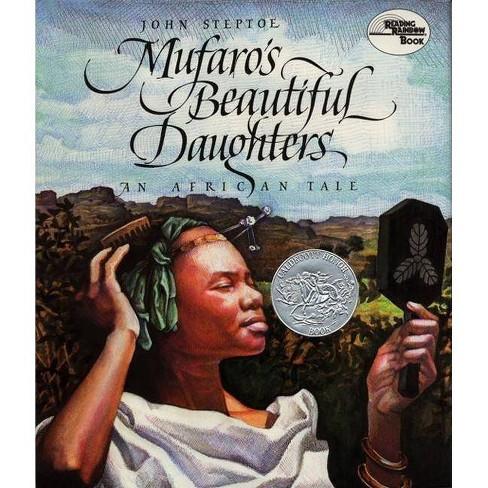 Mufaro's Beautiful Daughters - by  John Steptoe (Hardcover) - image 1 of 1