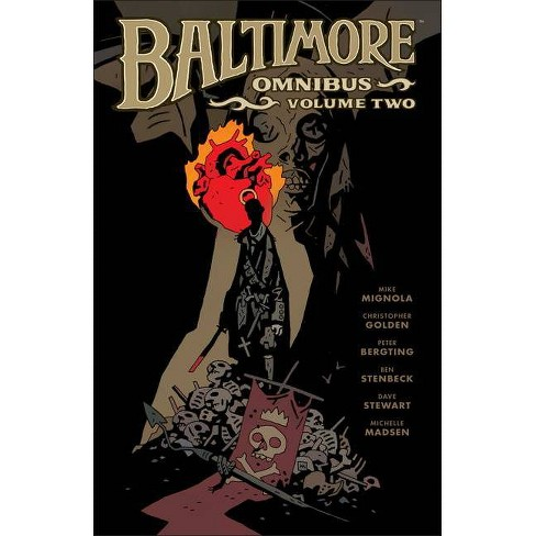 Baltimore Omnibus Volume 2 - by  Mike Mignola & Christopher Golden (Hardcover) - image 1 of 1