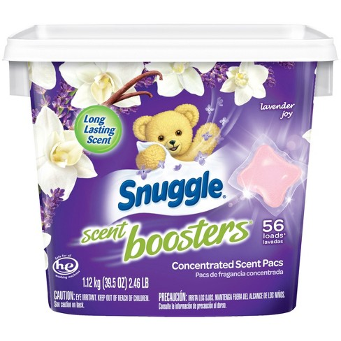 Snuggle Scent Boosters Lavender Joy Laundry Scent Pacs 56 ct - image 1 of 5