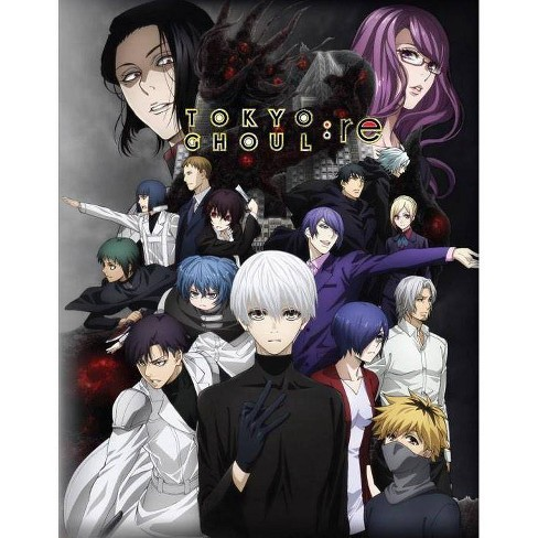 Tokyo Ghoul RE: Part 2 (Blu-ray) - image 1 of 1