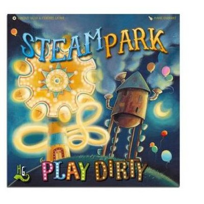 Steam Park - Play Dirty Expansion Board Game