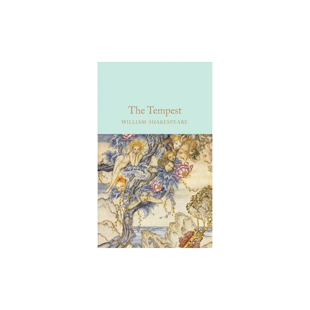 Tempest - by William Shakespeare (Hardcover)