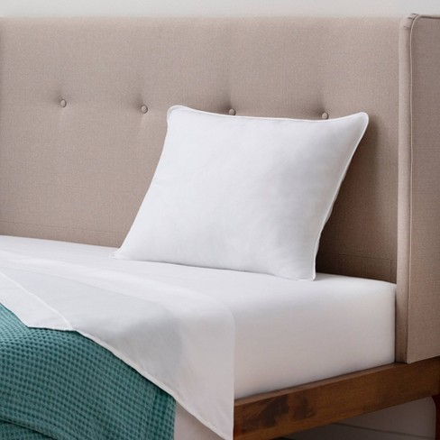 Essentials Plush Bed Pillow - Linenspa - image 1 of 4