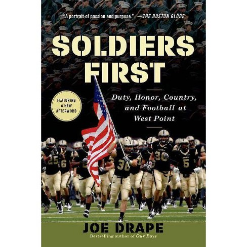 Soldiers First - by  Joe Drape (Paperback) - image 1 of 1
