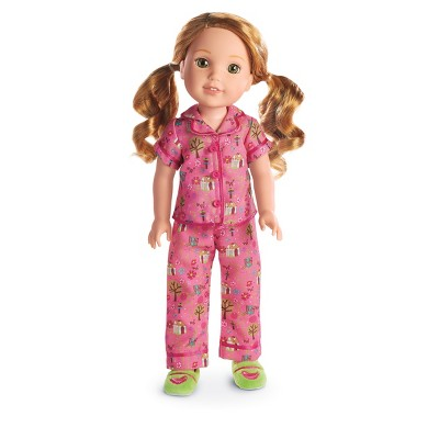 c7bdff76092e American Girl Wellie Wishers Enchanted Garden Pajamas   Target