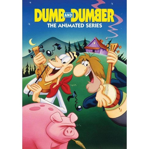 Dumb & Dumber: The Animated Series (DVD) - image 1 of 1