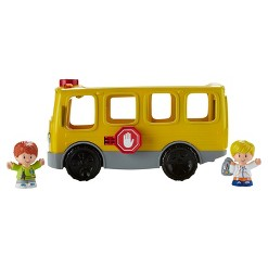 Fisher-Price Little People Sit With Me School Bus