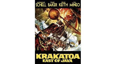 Krakatoa East Of Java (DVD) - image 1 of 1