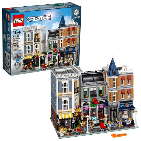 Lego Creator Expert Assembly Square 10255 Target