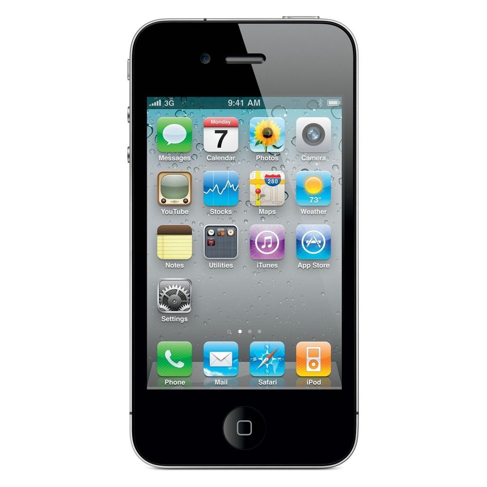 Apple iPhone 4s Certified Pre-Owned (Gsm Unlocked) 16GB Smartphone - Black