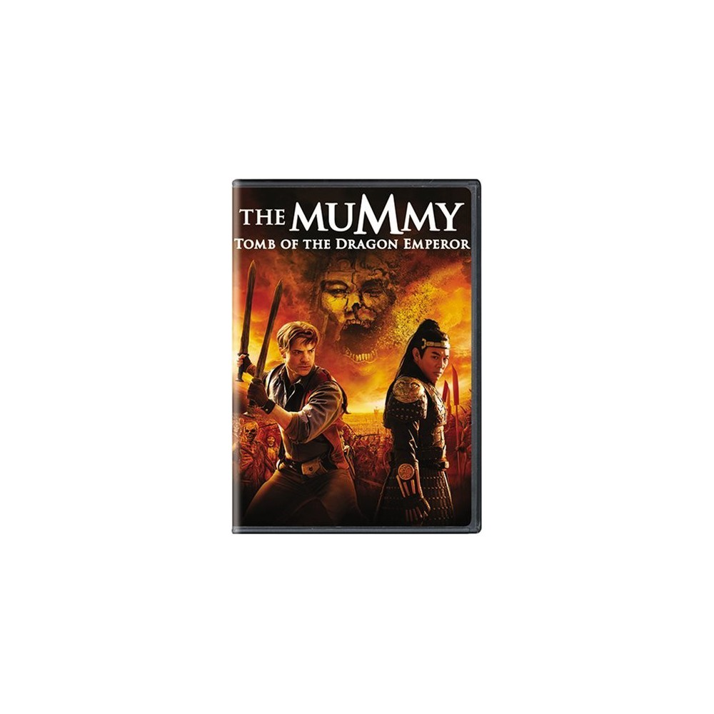 Mummy:Tomb Of The Dragon Emperor (Blu-ray)