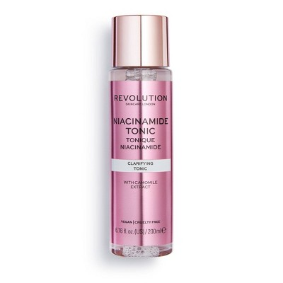 Makeup Revolution Skincare Niacinamide Tonic - 6.76 fl oz