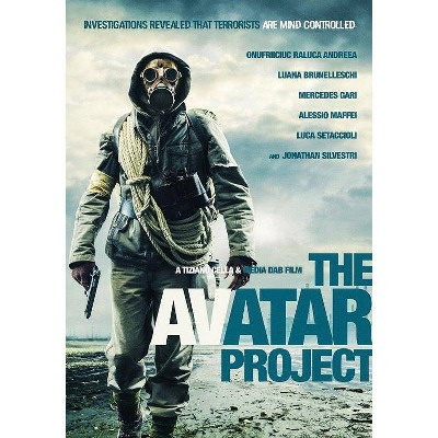 The Avatar Project (DVD)(2017)