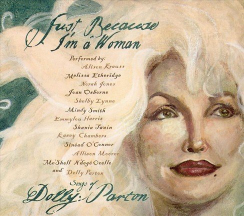 Various - Just because i'm a woman:Songs of dol (CD) - image 1 of 1