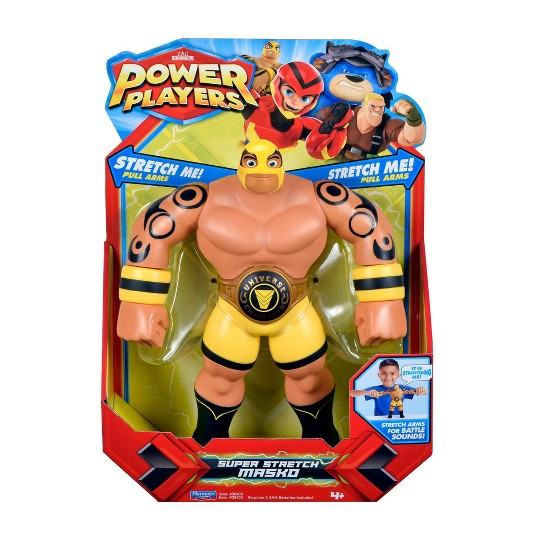 Power Players Super Stretch Masko image number null