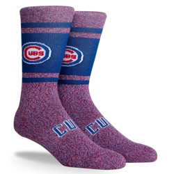 MLB Chicago Cubs Varsity Crew Socks