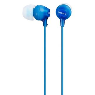 Sony Fashionable In-Ear Wired Headphones - Blue