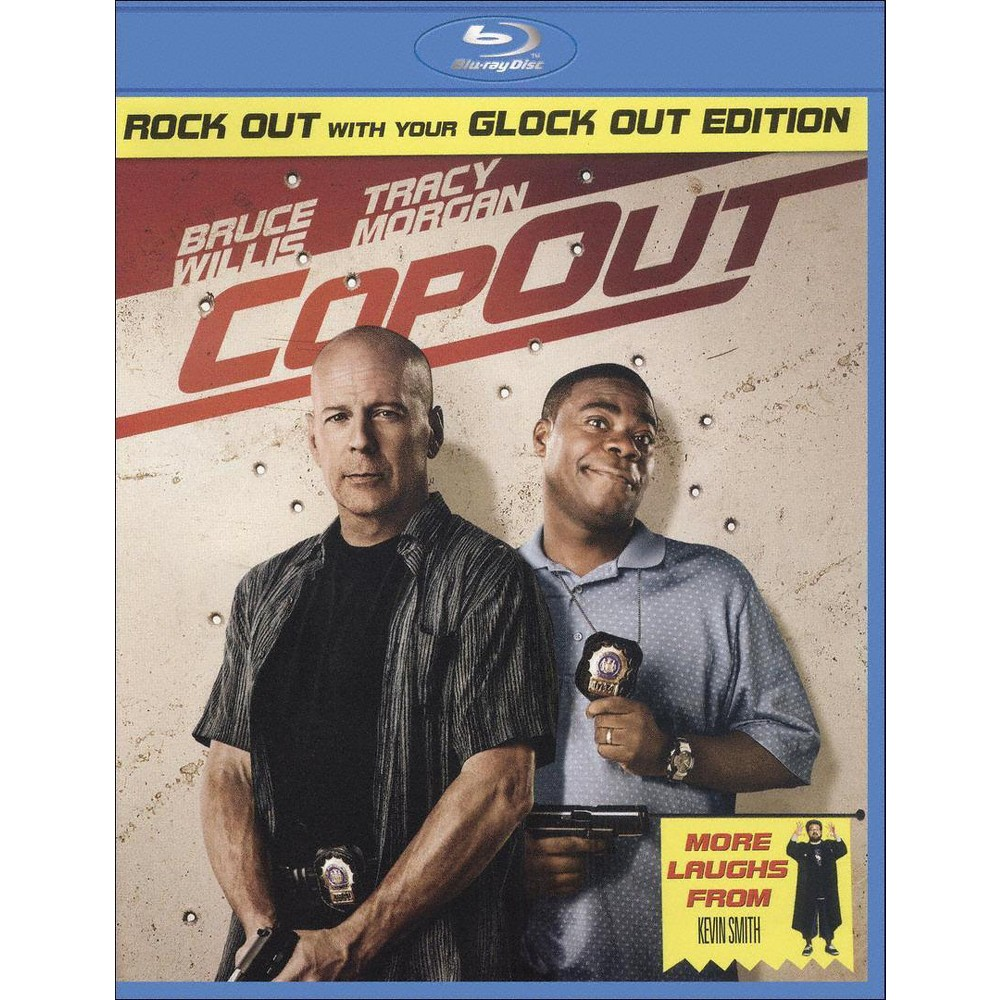 Cop Out Blu Ray