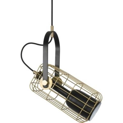 "Ren Wil LPC4283 Myla Single Light 10"" Wide Cage Mini Pendant - image 1 of 1"