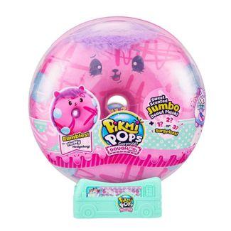Pikmi Pops DoughMis Large Pack - Rumbles the Fluffy Hedgehog