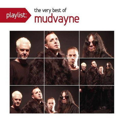 Mudvayne - Playlist: The Very Best of Mudvayne (CD) - image 1 of 1