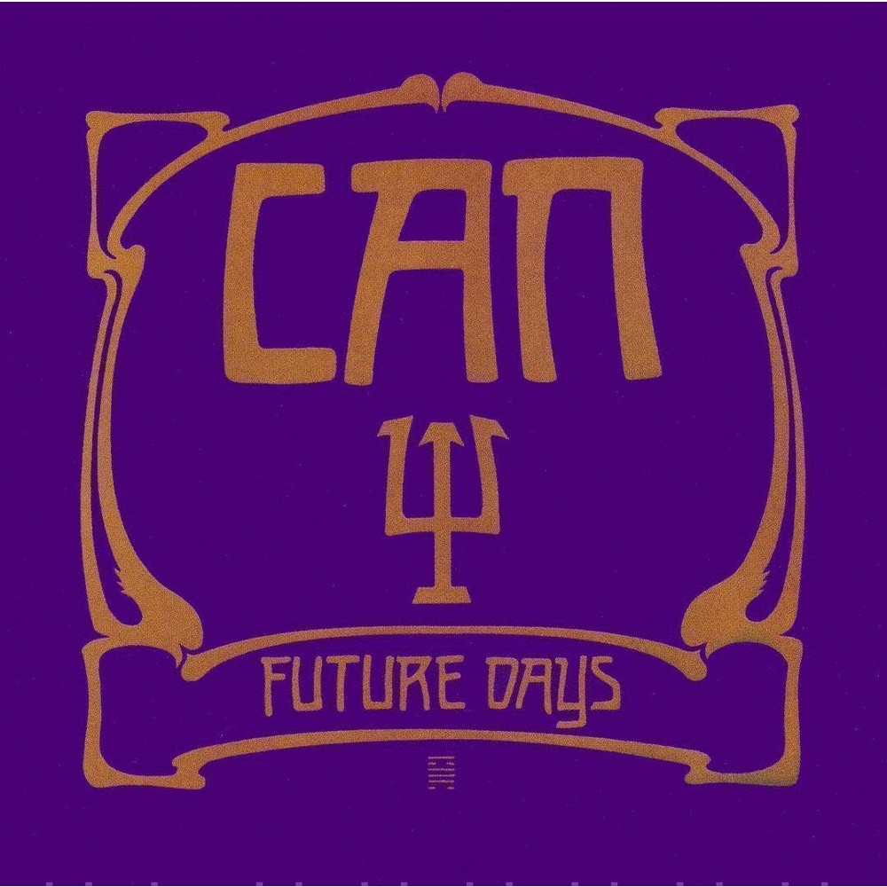 Can - Future Days (CD), Pop Music