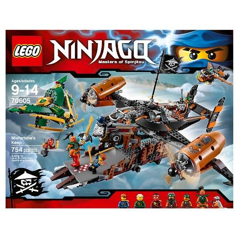 lego ninjago misfortune s keep 70605 target