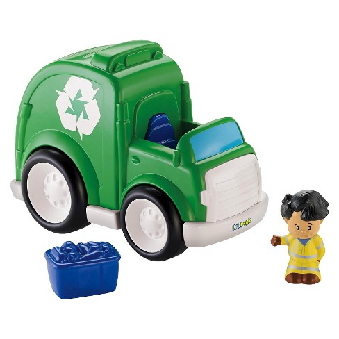 Fisher-Price Little People Recycle Truck - image 1 of 4