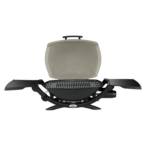 Weber Q 2000 LP Gas Grill - image 1 of 3