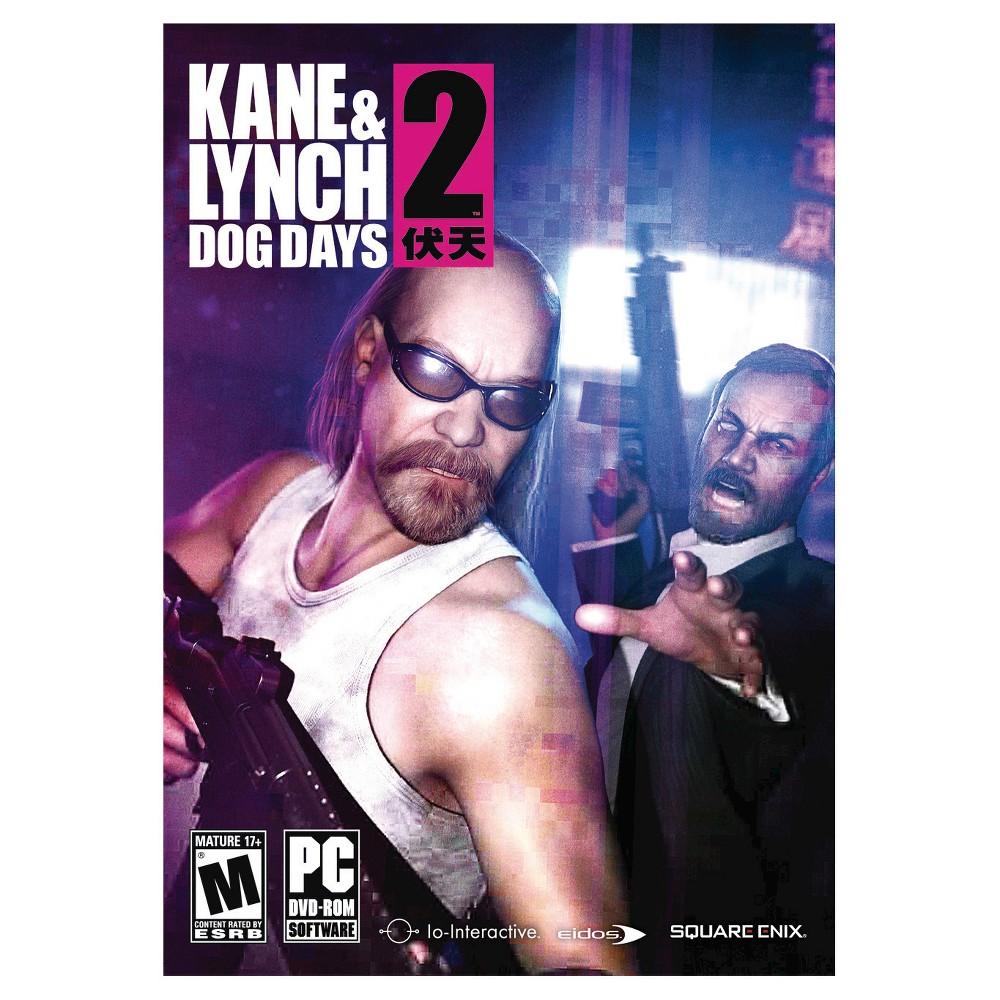 Kane and Lynch Dog Days 2 - PC Game (Digital)