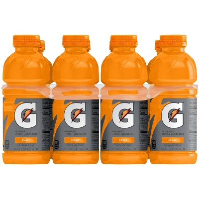 Gatorade Orange Sports Drink - 8pk/20 fl oz Bottles