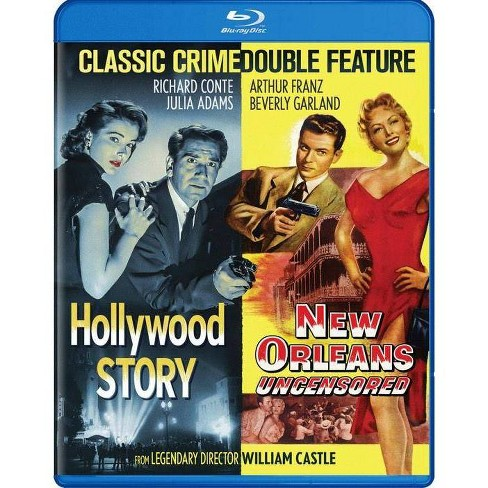 Hollywood Story / New Orleans Uncensored (Blu-ray) - image 1 of 1