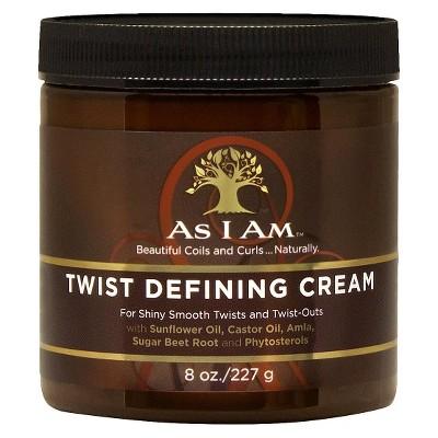 As I Am Twist Defining Cream - 8oz