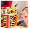B. toys Wooden Activity Cube - Zany Zoo - image 3 of 4