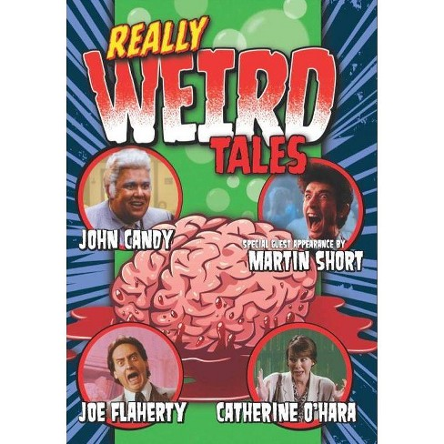 Really Weird Tales (DVD) - image 1 of 1