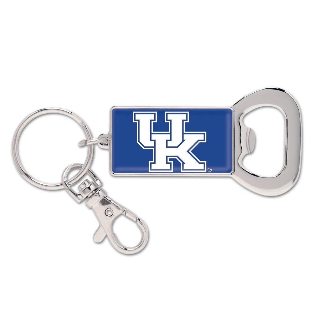 NCAA Kentucky Wildcats Lanyard Bottle Opener Keychain, Adult Unisex NCAA Kentucky Wildcats Lanyard Bottle Opener Keychain Gender: Unisex. Age Group: Adult. Pattern: Team logo.