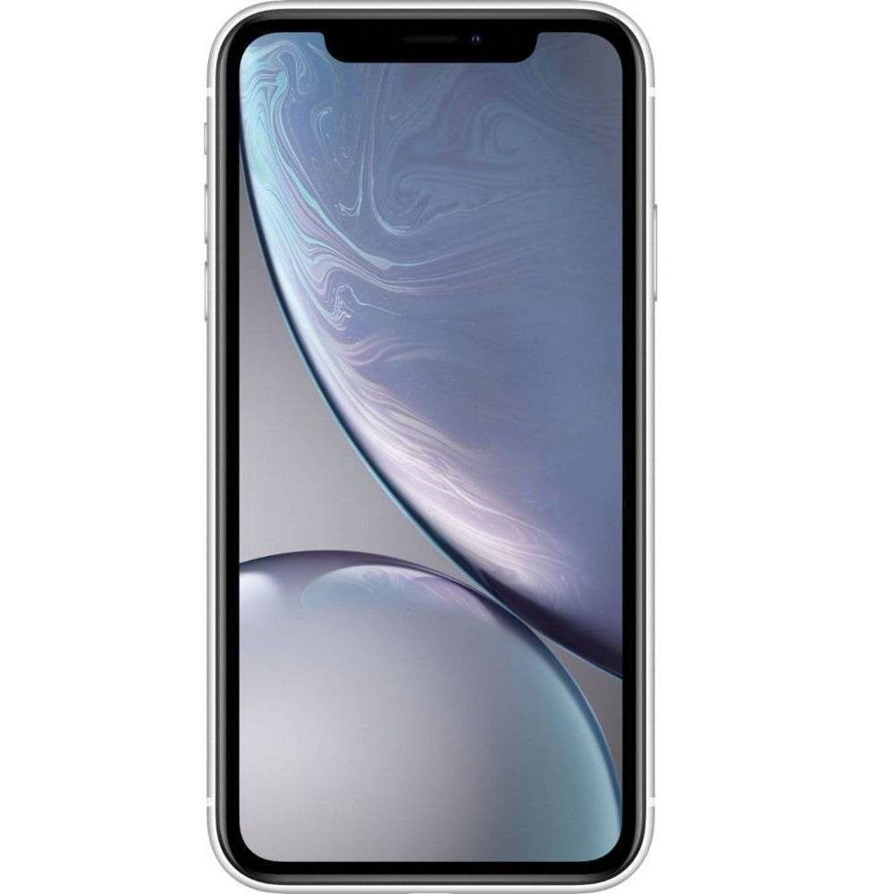 Apple iPhone XR Pre-Owned (GSM/CDMA Unlocked) 64GB - White