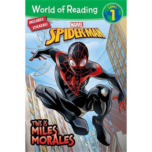 This Is Miles Morales - (World of Reading) (Paperback) - by Marvel - image 1 of 1