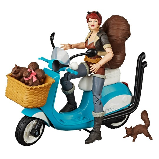 Marvel Legends The Unbeatable Squirrel Girl image number null