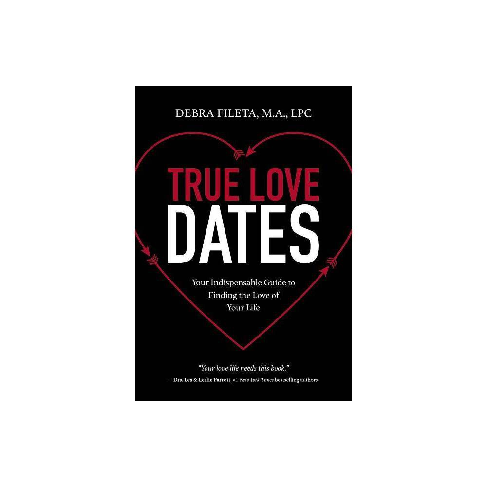 True Love Dates - by Debra K Fileta (Paperback) It is possible to find true love through dating. In True Love Dates, Debra Fileta encourages singles not to  kiss dating goodbye  but instead to experience a season of dating as a way to find real love. Through powerful, real-life stories and Fileta's personal journey, this book offers profound insights from the expertise of a professional counselor. Christians are looking for answers to finding true love. They are disillusioned with the church that has provided little practical application in the area of love and relationships. They're bombarded by Christian books that shun dating, idolize courting, fixate on spirituality, and in the end, offer little real relationship help. True Love Dates provides honest help for dating by providing a guide into vital relationship essentials. Debra is a professional Christian counselor who reaches millions with her popular blog, Truelovedates.com, and her book offers sound advice grounded in Christian spirituality. She delivers insight, direction, and counsel when it comes to entering the world of dating and learning to do it right the first time around. Drawing on the stories and struggles of hundreds of young men and women who have pursued the search for true love, Fileta helps readers bypass unnecessary pain while focusing on the things that really matter in the world of dating.
