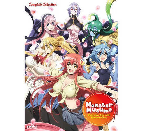 Monster Musume:Everyday Life With Mon (DVD) - image 1 of 1