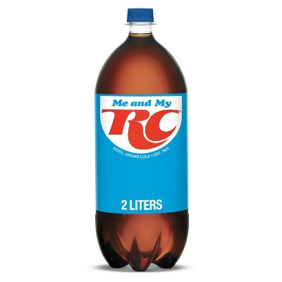 RC Cola Soda - 2 L Bottle