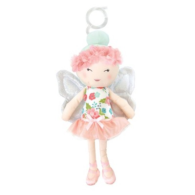 GO by Goldbug Floral Fairy Activity Doll