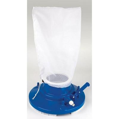 "Hydrotools Venturi 8170 13"" Leaf Bagger Swimming Pool Vacuum Head Bag w/Brushes"