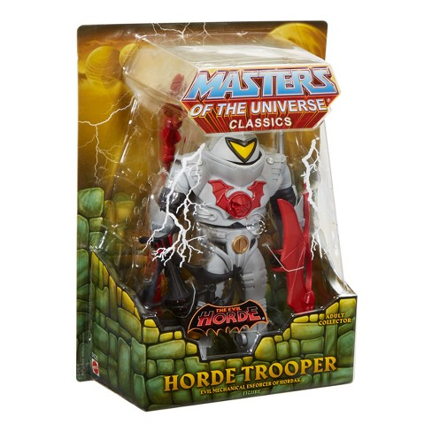 Masters of the Universe Horde Trooper Collector Figure - image 1 of 1