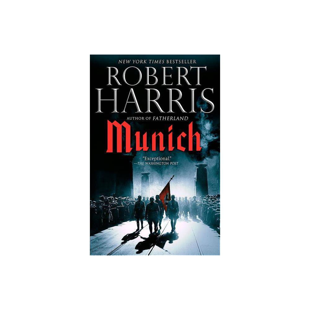 Munich By Robert Harris Paperback
