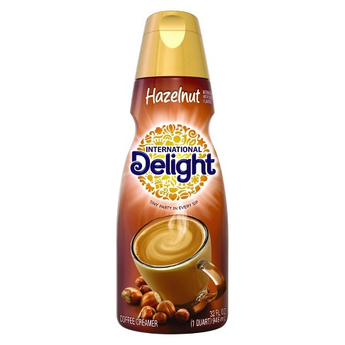 International Delight Hazelnut Crème Creamer - 32oz - image 1 of 1
