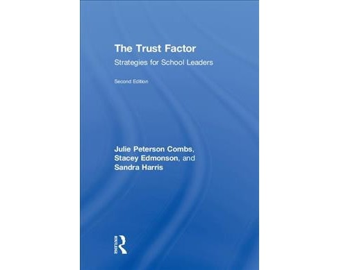 Trust Factor : Strategies for School Leaders -  (Hardcover) - image 1 of 1