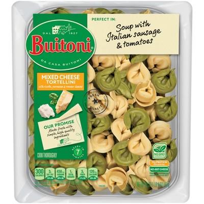Buitoni All Natural Mixed Cheese Tortellini - 20oz